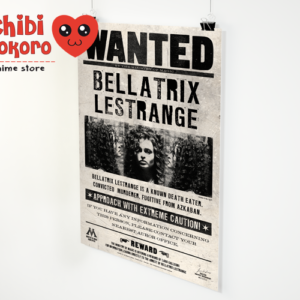 "Poster de Bellatrix ""Wanted"""